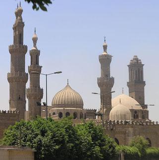Мечеть аль-Азхар и Университет аль-Азхар