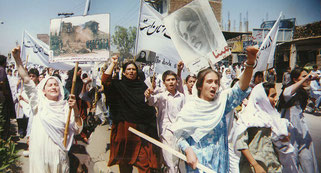 Революционной ассоциации женщин Афганистана