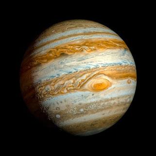 拡大と発展の星「木星」
