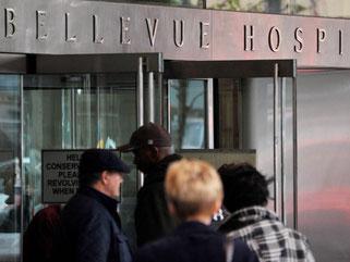 Für New York wird ein Schreckensszenario wahr: Es gibt einen ersten Ebola-Kranken in der Stadt. Foto: Justin Lane