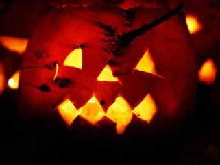 Kinder sollten es mit den Streichen an Halloween nicht übertreiben. Foto: Wolfram Steinberg