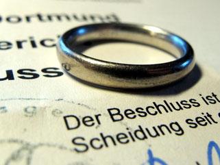 Nach Ansicht des Finanzgerichts Rheinland-Pfalz ist die Trennung einer zerrütteten Ehe ein «elementares menschliches Bedürfnis». Die Kosten dafür seien somit abzugsfähig. Foto: Franz-Peter Tschauner