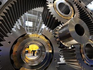 Maschinenbauer erhalten weniger Aufträge aus dem Inland. Foto: J. Lübke/Symbol