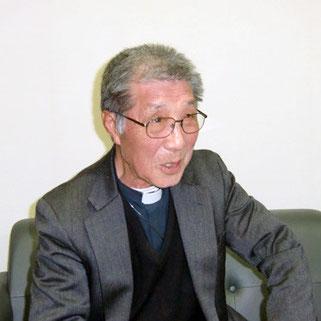 ボリビアの倉橋神父様