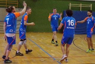 Herren 2: Teamgeist trotz Niederlagen in Ordnung