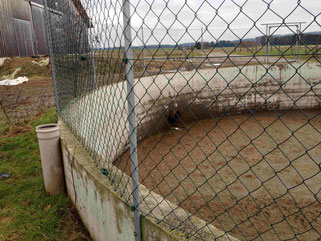 Gülle Biogas Fermenter Mist Biogas Klärgas