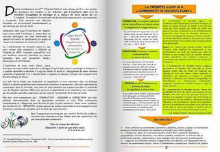 Orientations du chapitre 2013-2018