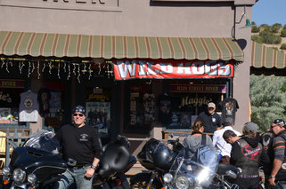wild hogs Route66 easy rider Motorradreise usa