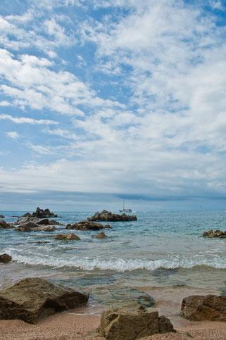 Пусть Лазурный берег и далеко, но вид на море здесь не хуже