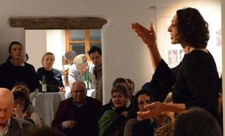 Helga Graef erzählt Märchen für Erwachsene