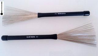 GEWA Brushes 751 auf paukenschlaegel.com zu gewinnen