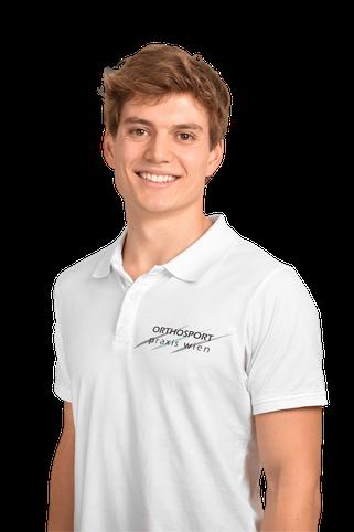 Florian Gruber, Formthotics-Einlagen Anpassung, return to Sport, Sportphysiotherapie, Physiotherapie, Behandlung Knie, Sprunggelenk, Schulter