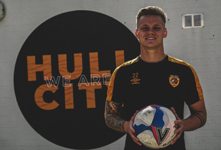 Thomas Mayer ist nun Kicker von Hull City, einem Traditionsklub in England.   (Foto: Hull City)