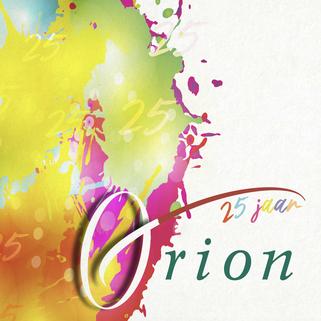 jubileumboekje Orion; 25 jaar Orion; jubileumuitgave, interview; tekstschrijver Schiedam