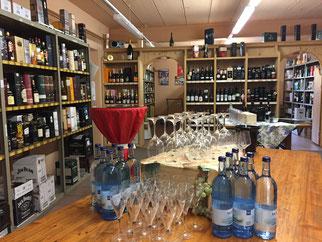 Wein Garmisch Sortiment Sortiment © Weinzentrum Weinhaus Kraus