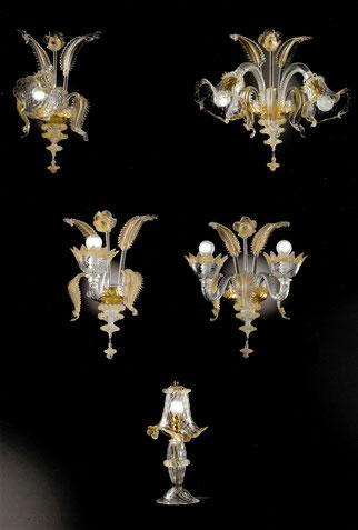 murano-classic-chandeliers-wall-lamp