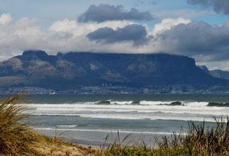 03. April 2014 - Tafelberg mit Tischtuch (Die Legende von Kapstadt)