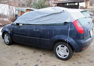 26. Januar 2014 - Wenn auch Autos kalt haben