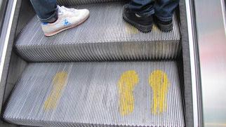 09. Mai.2014 - Man kann niemanden überholen, wenn man in seine Fußstapfen tritt (François Truffaut)