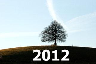 Das Archiv des Jahres 2012