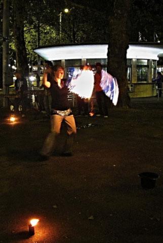 12. Mai 2014 - Den Batzen in den Hut