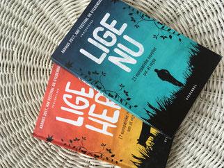 Lige Nu & Lige Her Glydendal / edited by Daniel Hahn