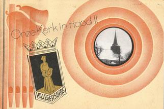 Uitgegeven in december 1940 door de Kerkvoogden der Ned. Herv. Gemeente