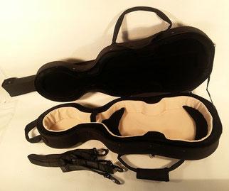 "Etui Housse Violon ""forme Cello"" 4/4"