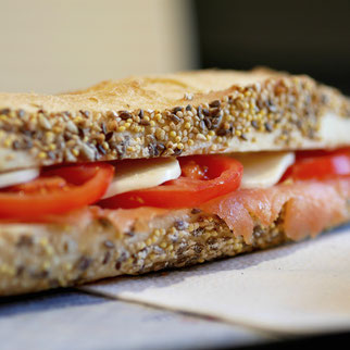 Sandwiches Ma Boulangerie Café Poitiers Grand Large