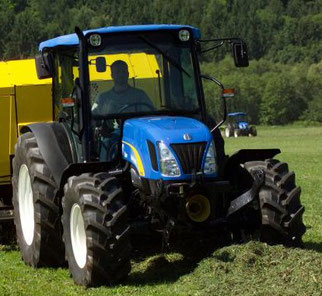 New Holland T4020-T4050