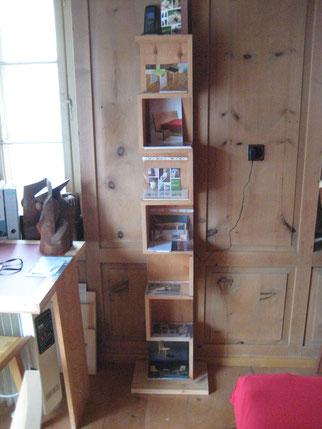 Büchergestell Arve
