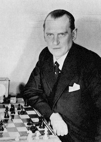 A. Alekhine