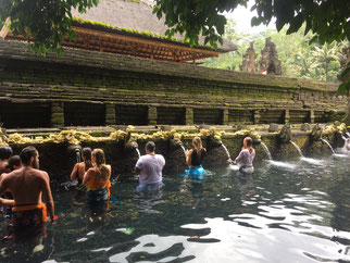 Tirta Empul, Holy Water Temple, Manukaya