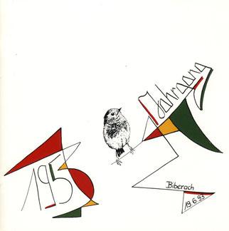 Broschüre 1993