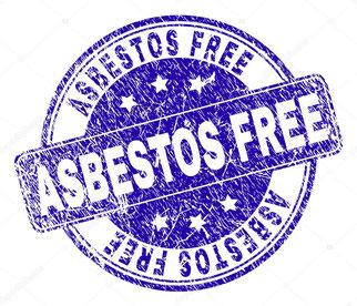 asbestos free logo