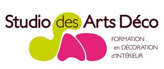 Décoration d'intérieur, Studio des Arts Déco, Formation déco Paris,