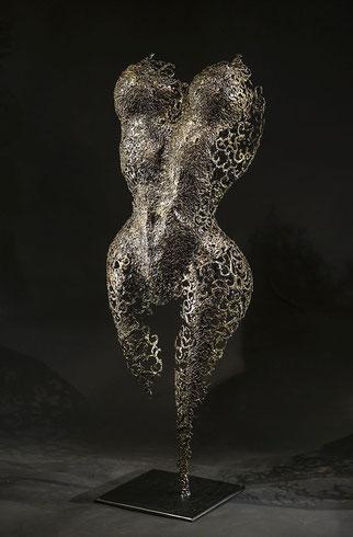 Nimrod Messeg metal sculptures