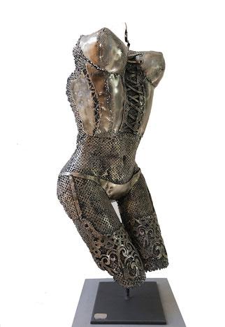 Nimrod Messeg iron sculptures