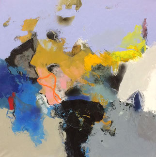 Henk van Vessem schilderijen