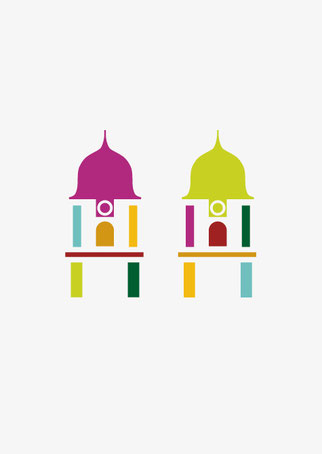 Urban Heim Grundschule, Logo, Bild-Marke, Wort-Bild-Marke