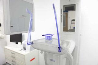 DVT-3D-Röntgen in unserer Praxis in Essen Mitte