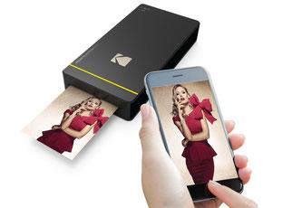 Mini-printer, imprimante  Kodak pour smartphone !