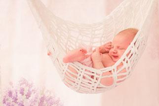 newborn in netje