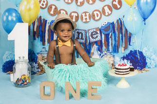 baby during Cake Smash