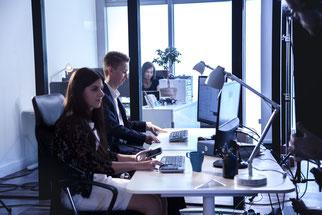 Bürogemeinschaft Coworking Leipzig