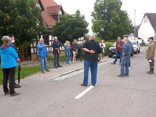 erstes Treffen am 19.06.2020 - Foto: Tobias Lapp