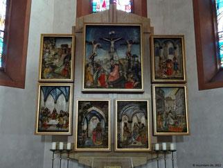 Altar, St. Michael