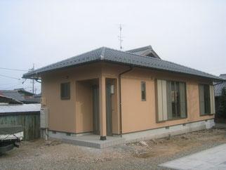 N邸 新築工事