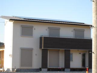 現代的な外観・内装にこだわった木造住宅
