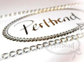 Halsketten Silber fein 46-55cm